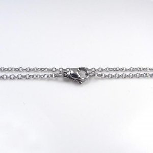 ステンレス チェーン 丸アズキ [幅1.5mmタイプ]【即納】|alljewelry