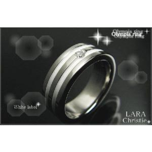 ララクリスティー LARA Christie オリンピア リング[ WHITE Label ホワイトレーベル] 【送料無料】【即納】【バレンタインデ|alljewelry|02