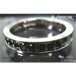 ララクリスティー LARA Christie フォーエバー リング [ BLACK Label ブラックレーベル] 【送料無料】【即納】【プレゼント|alljewelry