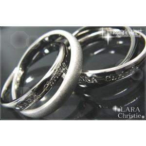 ララクリスティー LARA Christie ロンド ペアリング 【送料無料】【即納】【ペアジュエリー】【ペアアクセサリー】【クリスマスプレゼントに|alljewelry