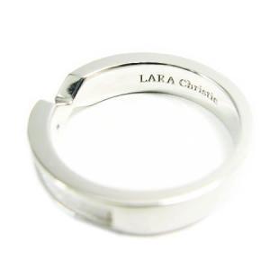 ララクリスティー LARA Christie ホープ リング [ BLACK Label ブラックレーベル] 【送料無料】【即納】【バレンタインデー|alljewelry|04