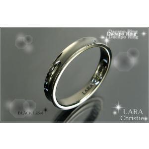ララクリスティー LARA Christie ダカーポ リング [ BLACK Label ブラックレーベル] 【送料無料】【即納】【2012年秋冬|alljewelry|02