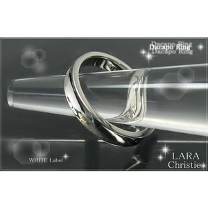 ララクリスティー LARA Christie ダカーポ リング [ WHITE Label ホワイトレーベル] 【送料無料】【即納】【2012年秋冬|alljewelry|02
