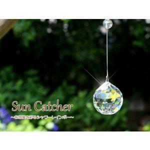 スワロフスキーエレメント&天然石サンキャッチャー!お部屋を彩る幸運のレインボーシャワー!|alljewelry
