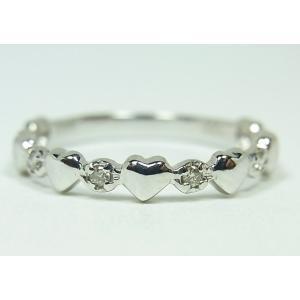 K10WGダイヤリング|alljewelry