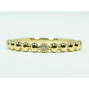 K18YGタ゛イヤリング alljewelry