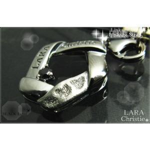 ララクリスティー LARA Christie リンケージ ストラップ [ BLACK Label ブラックレーベル] 【送料無料】【即納】【バレンタ|alljewelry