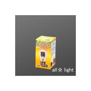 ☆アサヒ ミニヒヨコ保温電球 E26口金 30W|alllight