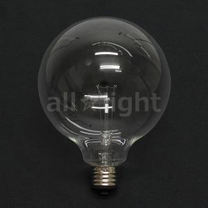☆アサヒ クリヤーボール E26口金 直径125mm(G125) 40W G125 E26 110V-40W(C)|alllight
