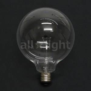 ☆アサヒ クリヤーボール E26口金 直径125mm(G125) 100W G125 E26 110V-100W(C)|alllight