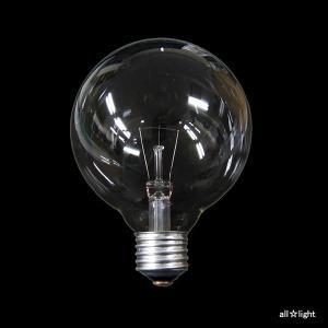 ☆アサヒ クリヤーボール E26口金 直径95mm(G95) 20W GC110V-20W/95|alllight