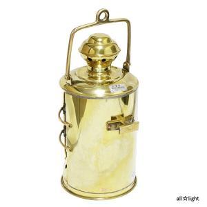 ☆ゴーリキアイランド テーブルランプ(ランタン) マスターヘッドライトS 白熱電球40Wまで 屋内用 真鍮磨き仕上げ(ゴールド) マスターヘッドライトS|alllight|02