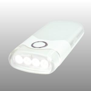 ☆ムサシ RITEX ナイトライト LED壁ホタル 屋内型充電式 AL200|alllight