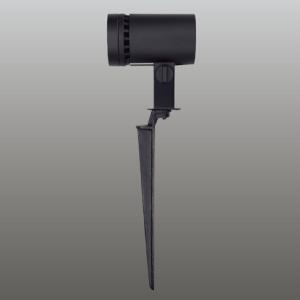 ☆東芝 LEDスポットライト用スパイク 黒(本体別売) CF-08801|alllight