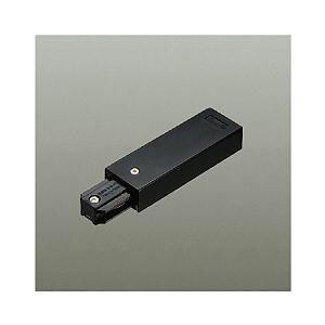 ☆DAIKO 直付専用型フィードインボックス 黒 DP-36318|alllight