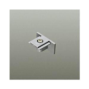 ☆DAIKO 直付専用型エンドキャップ グレー DP-36322|alllight