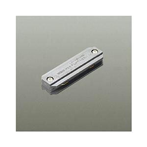 ☆DAIKO 直付専用型・直付・パイプ吊兼用型連結用ジョイナー フィードイン端子なし グレー DP-36325|alllight