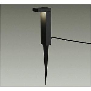 ☆DAIKO LEDアウトドアローポール(LED内蔵) DWP-37257|alllight