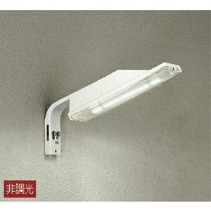 ☆DAIKO LED自動点滅器付アウトドア防犯灯(LED内蔵) DWP-37628E|alllight