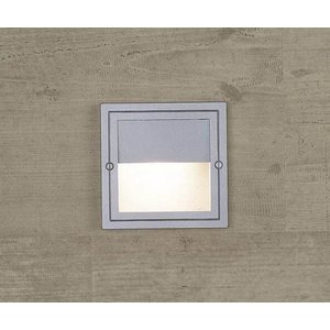 ☆ENDO LEDアウトドアブラケット 電球色3000K シルバー 白熱電球30W形相当 防雨形 ERB6090SA(ランプ付)|alllight
