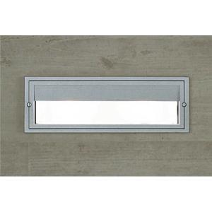 ☆ENDO LEDアウトドアブラケット 電球色3000K シルバーメタリック 白熱電球50W形相当 防雨形 ERB6094SA(ランプ付)|alllight