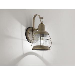 ☆ENDO LEDアウトドアブラケット 古味仕上(ゴールド) ERB6369X(ランプ付)|alllight
