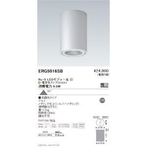 ☆ENDO LED軒下用シーリングダウンライト 防雨形 電球色3000K 超広角 非調光 FHT16W相当 ERG5016SB(ランプ付)|alllight