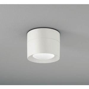 ☆ENDO LED軒下用シーリングダウンライト LEDZランプディスク75用 白熱電球30W形相当 防湿防雨形 ERG5059W(ランプ別売)|alllight