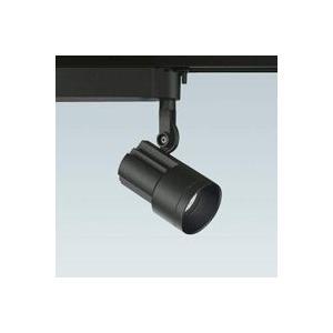 ☆ENDO LEDスポットライト ダクトレール用 J12V50W相当 黒 25° 電球色 ERS3538B (ランプ付)|alllight