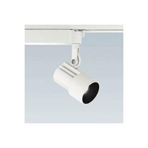 ☆ENDO LEDスポットライト ダクトレール用 J12V50W相当 白 25° 電球色 ERS3538W (ランプ付)|alllight