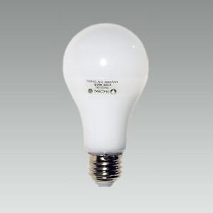 ☆日本グローバル 広配光タイプLED電球 E26口金 100V/200V共用 一般電球100W形相当 13.8W 昼光色相当 1520lm FA15CS-DG|alllight