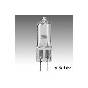 ☆フィリップス シングルエンドハロゲンランプ 12V 50W G6.35口金 JC12V50W (7027) BRL/BCD