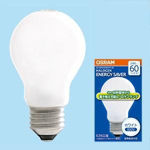 ☆三菱 HALOGEN ENERGY SAVER(エナジーセーバー) 60W形 E26口金 ホワイト JD100V45W/P/LW|alllight