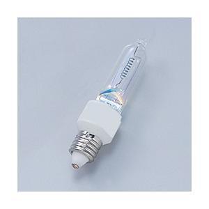 ☆USHIO ハロゲン電球 赤外線反射膜付 E11口金 75W形 【10個入り】 JD110V65WHEP|alllight