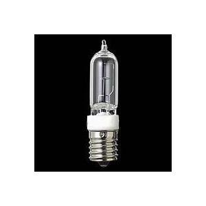 ☆東芝 ミニクリX T形 10%節電設計 E17口金 60W形 【10個入り】 KR100/110V54WXE17|alllight