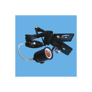 ☆LPL ランプホルダー(写真撮影用クリップスポット) DX−Si E26口金 500W対応 L20721|alllight