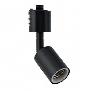 ヤザワ 配線ダクトレール用スポットライト E26口金 黒色(ブラック) ランプ別売 LCX150E261BK ≪特別限定セール!≫≪あすつく対応商品≫|alllight