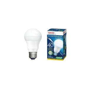 ☆東芝 E-CORE LED電球 広配光(約180度) 一般電球形 昼白色 E26口金 一般電球40W形相当 485lm LDA4N-G-K/40W|alllight