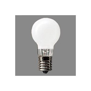 ☆パナソニック ミニクリプトン電球 ホワイト 40形(40W形) E17口金 PSタイプ 集合包装商品 [25個入り] LDS110V36W・W・K/25K alllight