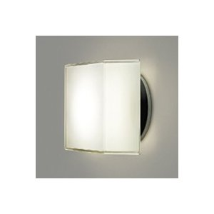 ☆東芝 アウトドア LEDポーチ灯 LEDユニットフラット形8.0W以下用 (ランプ別売) 一般住宅照明 防湿・防雨形 LEDB85903(K)|alllight