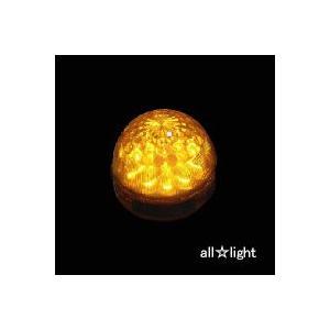☆キョーワ 屋外用LEDサイン球 黄色(イエロー) E26口金 【単品】 LED-G50E26-Y|alllight
