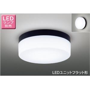 東芝 LED照明器具 LED浴室灯/屋外軒下用 天井・壁面兼用 LEDユニットフラット形16.3W以下用 (ランプ別売) 一般住宅用・公衆浴場対応 LEDG85915(K)|alllight