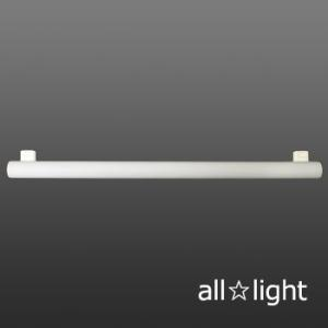 ☆OSRAM LEDリネストラランプ(LEDinestra ADVANCE) 直管形 両口金タイプ 60W相当 ホワイト形 S14s口金 LEDINESTRA 7.5W/820 100V FR S14s|alllight