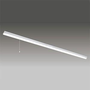 ☆東芝 LEDベースライト TENQOO 直付形 110タイプ プルスイッチ付 W120 一般タイプ6,400lmタイプ Hf86形×1灯用器具相当 昼白色 LEKT812643PN-LS2|alllight