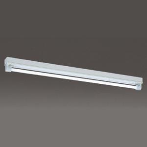 ☆東芝 防湿・防雨形 直管形LEDベースライト 笠なし(トラフ)器具 LDL40×1灯用(ランプ別売り) AC100V〜242V LET-41085-LS9+T4182|alllight