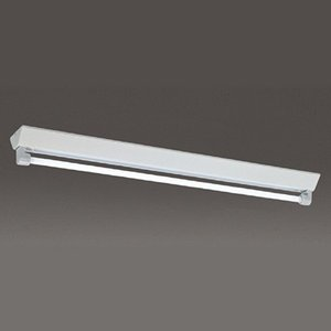 ☆東芝 防湿・防雨形 直管形LEDベースライト 逆富士器具 LDL40×1灯用(ランプ別売り) AC100V〜242V LET-41386-LS9|alllight