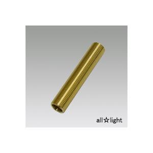 ☆★ G1/8(PF1/8)ニップル 真鍮製 全長50mm G1/8(PF1/8)NIPPLE50mm