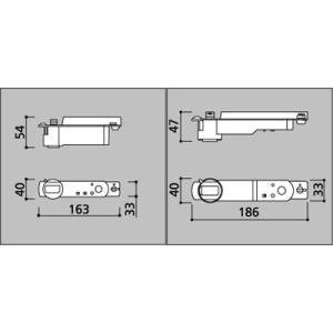 ☆ODELIC ライティングレール用システムライトコントローラー ON−OFF専用型 オフホワイト OA076295|alllight|03