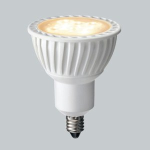 ☆ENDO LED電球 LEDZLAMP JDR110V50W相当 E11口金 3000K電球色相当 広角38° 非調光タイプ 密閉器具対応 RAD671W alllight