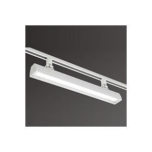 ☆TES LIGHTING 配線ダクトレール用 LEDベースライト リビアーノ 600mmタイプ 色温度:4000K(白色相当) 本体色:白 TFL-8451W-40|alllight